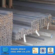 mild steel equal angel / price steel angle iron / ss400 perforated angle steel carbon angle steel slotted angle bar weight