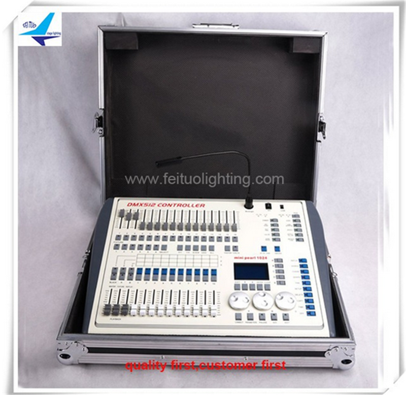 dmx mini pearl 1024 dmx controller moving light controller