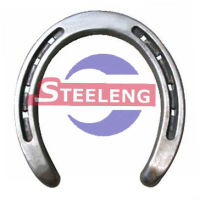 Aluminum and steel horse shoes, Racing Plates, wear plate