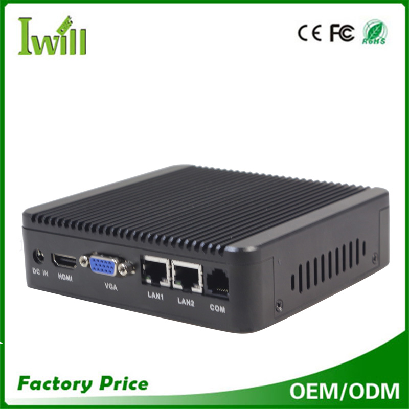 Iwill N2A J1900 quad core nano itx computer for internet cafe with 4*USB