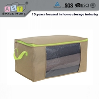 Durable in use cheap price branded bra fabric clothes storage bag