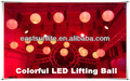 Colorful LED Lifting Ball, Stage Lights for Stage Show/ DISCO /Theater/ Concert
