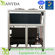 Hot sale Emerson filter industry air cooled chiller made in China