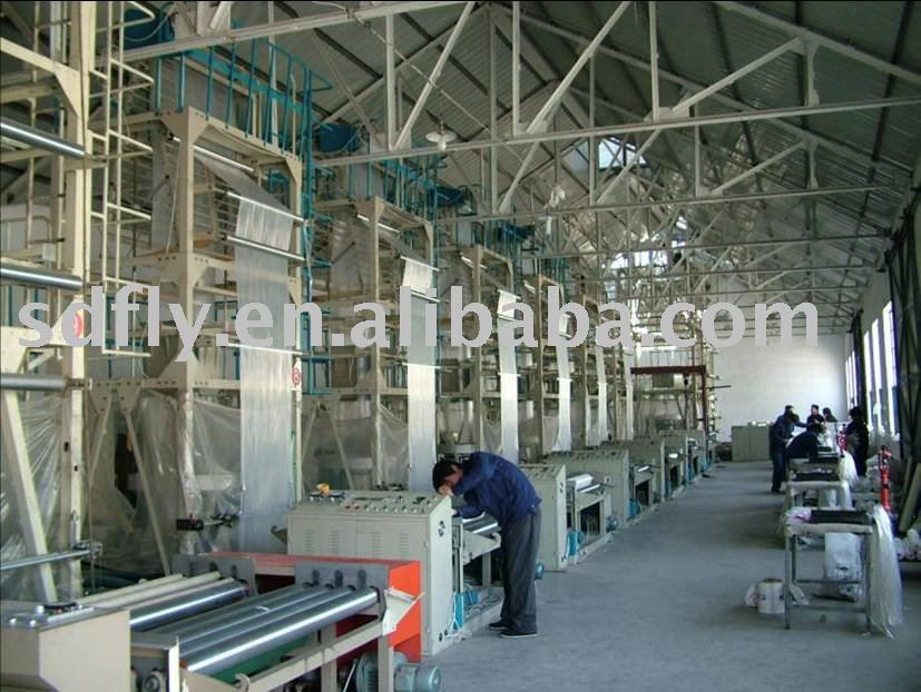 Agriculture Mulching Film Making Machine