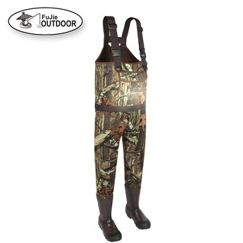 2018 Style Neoprene Luminous Hunting Waders With LED Light