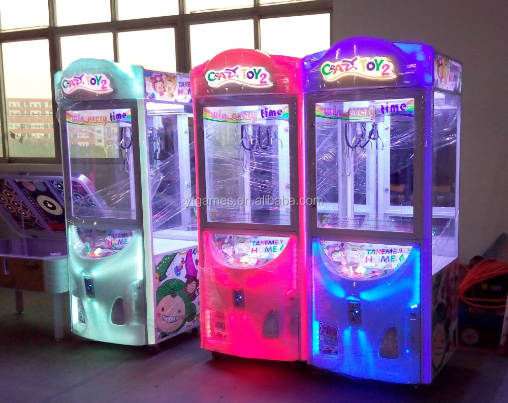 YDA Happy Bouncing Ball lottery games coin operated games machine