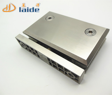 stainless steel 360 degree rotation glass shower door pivot hinge