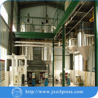 New design coconut oil refining machine