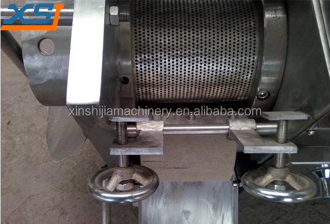 Good performance high capacity fish debone machine