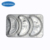 disposable custom aluminum foil croissant baking tray container pan