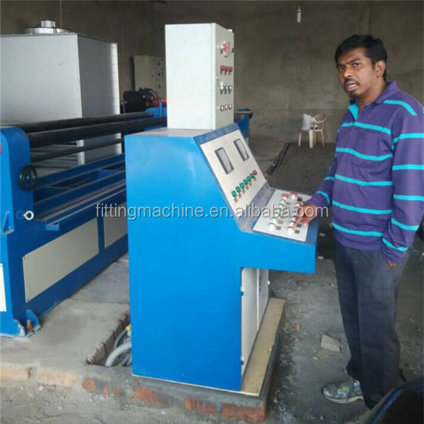 Induction Heating Bend Forming Machine For Sale