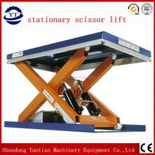 3ton Stationary cargo scissor hydraulic pipe lift is hot sale