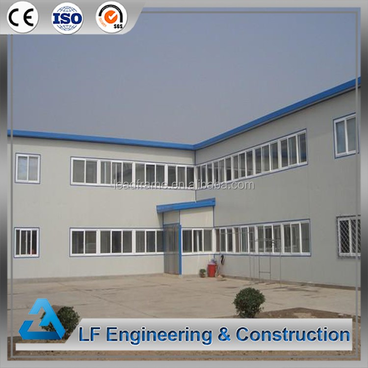 Light steel frame steel structure buildings workshop for sale