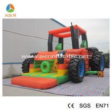 2016 cheap truck bouncer inflatable for sale