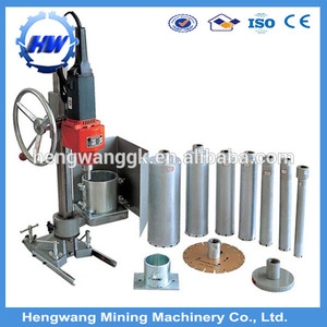Wholesaler Sale Electric Mini Magnetic Tapping Machine /handheld core drill machine