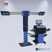 3Excel 3D Wheel Aligner with CE for Auto Repair Center
