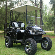 4 seater electric golf cart for hunting