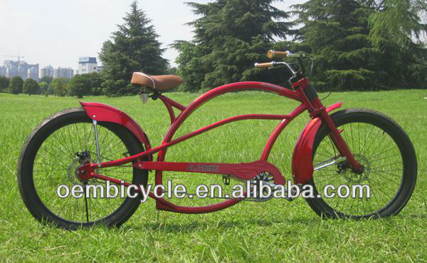 Adult chopper bicycle 24 inch for sale of cheap price