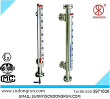 magnetic tank level indicator/convenient installation and the low cost of maintenance