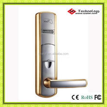 steel surface hotel safety lock