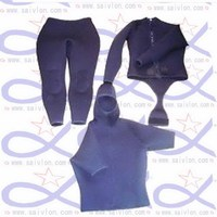 Excellent quality creative 3mm shorty wetsuit