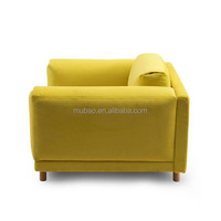 single seat armest cheap price hotel hall sofa