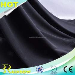 2018 Hot Sale Smooth and Comfortable Knitting Polyester Spandex 4 Way Stretch Fabric for Lining