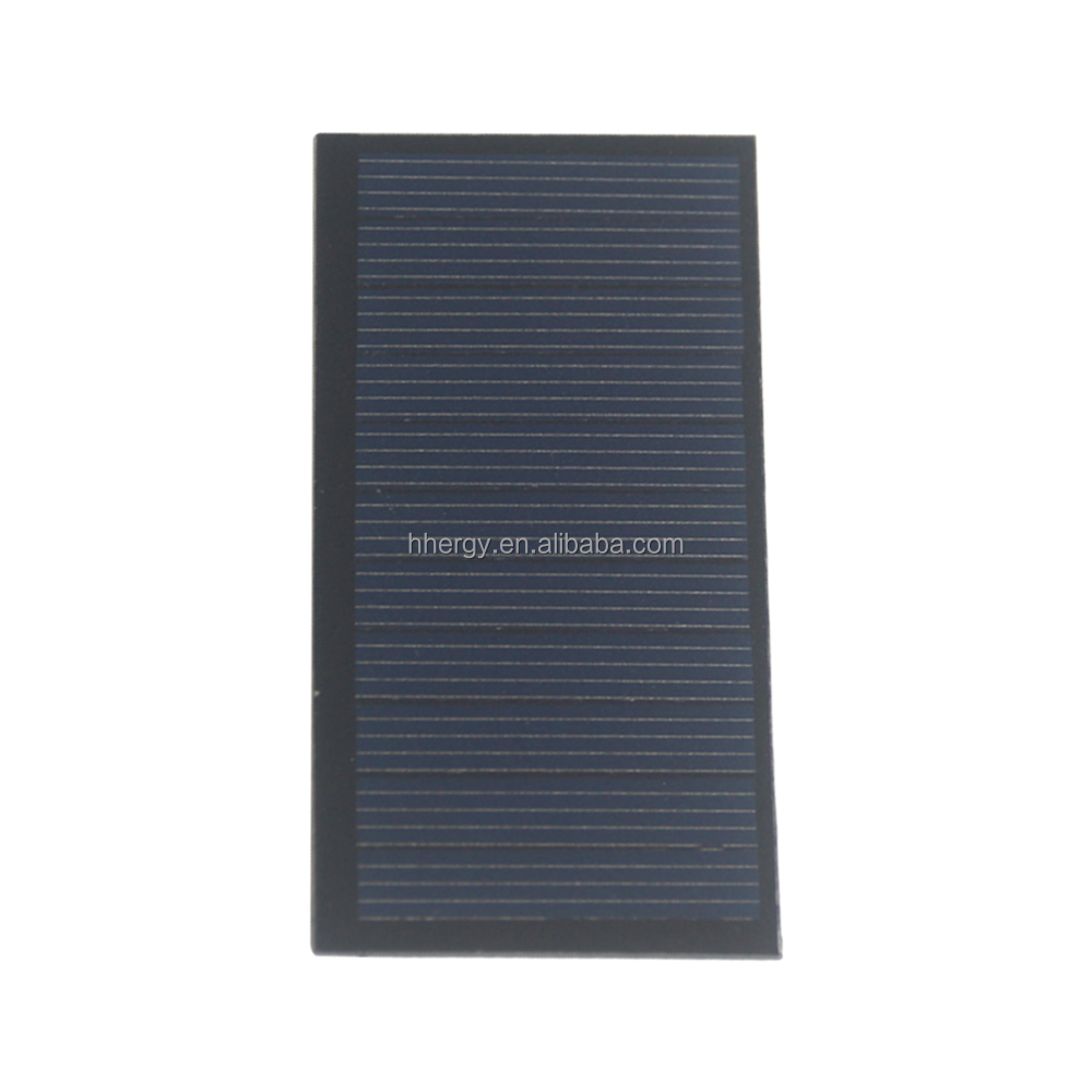 5V Photovoltaic Small Pet Laminated Pv Solar Panel, Module cell phone chargers 88x42.5mm