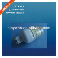 Good Quality 220V 2W 6500K G9 Led Light Bulb