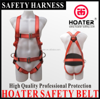 Hoater Construction full Body Protection Safety Harness hot sales