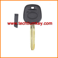 Hot selling Transponder key shell blank for prado prius avensis key for toyoto