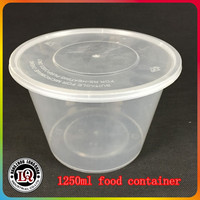 Hot Food Grade Plastic Container