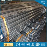 Multifunctional seamless steel pipes api 5l bs1387 class b galvanized steel pipe