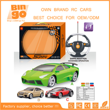 Bingo new year toys gift 3019 OEM/ODM 4 Channel 1:24 rc car electric