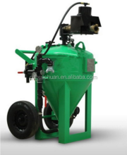 High Pressure Water Jet Wet Blasting Pot