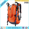 light weight outdoor camping backpack bag with rain cover