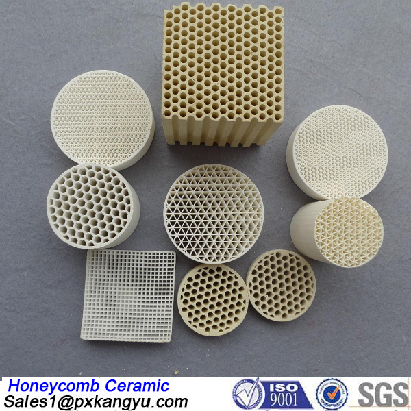 new kind of industrial ceramic product honeycomb Ceramic for RTO