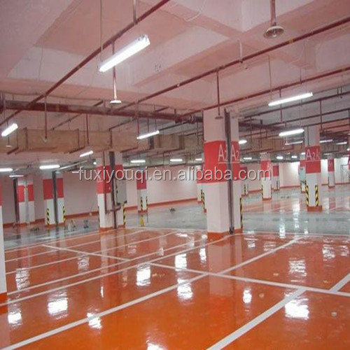 Solvent Epoxy Floating Coating paint for floor paint