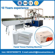 Manufactures Wholesale Custom Cheap advanced configuration soft tissue packing machine for factory hot sales