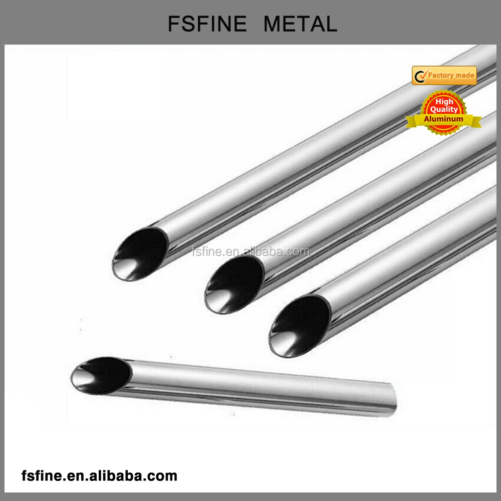 Aluminum tube of Aluminum enclosure/outdoor profile