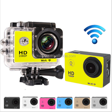 2016 New SJ4000 Action Cam Wifi 2.0 TFT LCD Mini Camera Micro Recorder Diving 1080P HD Sport DV Go Diving Pro SJ7000 Style