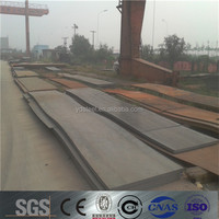 high quality prime high strength carbon hot rolled steel plate