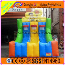 2015 New design inflatable basketball shooting games