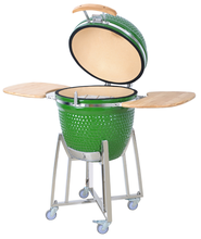 22'' Outdoor Cooking - Kamado BBQ Grill Big Green Egg