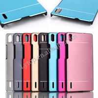 Luruxy Aluminum hard Case For HUAWEI Ascend P7 , for huawei P7 case China supplier