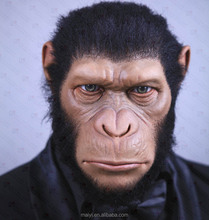 Realistic Waxwork for Gorilla Figures for Sale