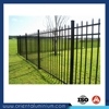 Weifang aluminium decorative wrought iron fence grassland fence