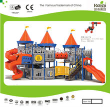 outdoor game/kids slide/park playground/day care play equipment