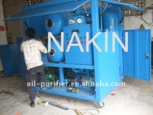 Nakin ZYD series Double Stages Vaccum transformer Oil purification