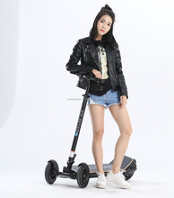 "48v lightweight aluminum alloy frame 3 wheels 8.5"" electric cargo scooter"